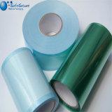 Equipamento médico cirúrgico esterilização bobinas de embalagens de plástico