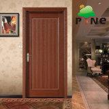 Moderner Entwurfs-schalldichte zusammengesetzte feste hölzerne hölzerne Innennut-bündige Tür für Wohnungs-Schlafzimmer
