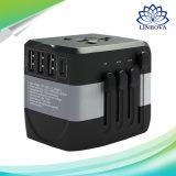 Adaptateur secteur universel du monde de type C de l'adaptateur chargeur rapide de voyage USB Adaptateur de fiche