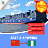 Moins cher Air/Mer/Serive d'expédition de fret maritime en provenance de Chine au Nigéria