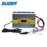 Suoer 12V 20A三相スマートな李イオン充電器の十分に自動デジタルLead-Acid太陽カー・バッテリーの充電器