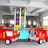 핫 세일 중국 내 전문 놀이공원, 파이어 파이팅 배틀 타기
