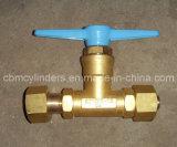 ガス多岐管のためのガスの分布のパイプライン弁
