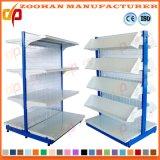 金網の冷たい鋼鉄スーパーマーケットの棚の金属の表示棚(Zhs22)