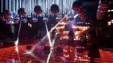 luces infinitas portables de la iluminación LED Dance Floor de DJ de la etapa 3D de los 50X50cm