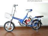 E-Bici approvata del CE (KT-0712003)