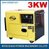 De lucht Gekoelde Diesel Stille Beste Prijs van de Generator 3-10KW!