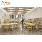 A melhor mobília de escola do jardim de infância da qualidade para os miúdos que aprendem o En aprovou