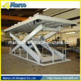 6 toneladas Marco Single Scissor Lift Table con el CE Approved