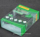 Коробка изготовленный на заказ печатание PVC/PP/PET упаковывая (коробки подарка)