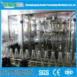 Lavagem automática da garrafa de água & máquina de enchimento