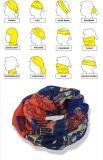 Головной платок буйволовой кожи полиэфира продукции OEM фабрики изготовленный на заказ напечатанный логосом безшовный