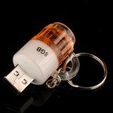 Regalo 8g 16g 32g della birra dell'azionamento della penna del USB della tazza di birra