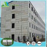 Painéis de parede do sanduíche do EPS dos produtos da isolação do edifício com placa de Sillicate do cálcio