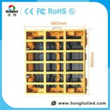 HD farbenreicher bekanntmachender Innenschaukasten LED-P2.5