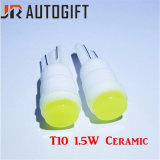 T10/W5w 168 세라믹 LED 전구 자동 Lnterior 쐐기(wedge) 빛