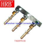 Connecteur UL94V-2 matériel en nylon de marque de Hrb