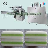 Máquina de envasado de esponja de cocina con servomotor Control (FFB)