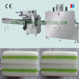 Servo Motor Control (FFB)の台所Sponge Packaging Machine