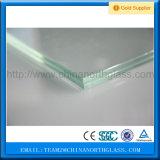 Bord poli 6mm, 8mm, 12 mm DuPont ou PSC décent en verre feuilleté incurvée
