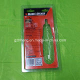 Embalaje de plástico de encargo de la ampolla de la cubierta del PVC (caja de ampolla)