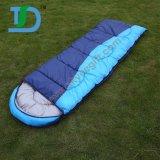 熱い販売のポータブル3季節の綿のエンベロプのキャンプの寝袋