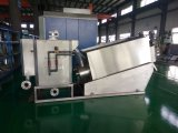 Volles automatisches Abwasser-Klärschlamm-Filterpresse-System