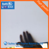 Rullo lucido del PVC di bianco dei 500 micron dello strato rigido polacco del PVC