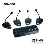 O sistema de conferência ( SC600)