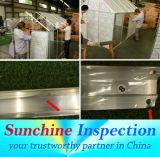 Certificato finale rapporto di controllo/controllo di qualità di qualità della serra della Cina/controllo