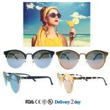 Itália Design Ce óculos de sol mais novos óculos de sol de moda