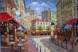 Peintures de la rue de Paris (C-01)