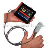 Handheld датчик оксиметра SpO2 ИМПа ульс - CE и УПРАВЛЕНИЕ ПО САНИТАРНОМУ НАДЗОРУ ЗА КАЧЕСТВОМ ПИЩЕВЫХ ПРОДУКТОВ И МЕДИКАМЕНТОВ (PM60A)