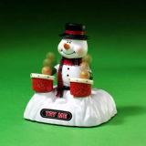 Trommelende Sneeuwman USB