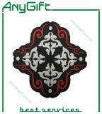 El PVC blando posavasos personalizados con el tamaño y el logotipo