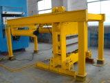 Prensa hidráulica de vulcanización de la prensa de la banda transportadora de la tela