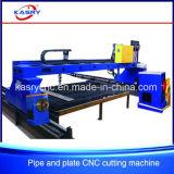 Bock CNC-Plasma-Ausschnitt-Maschine für Rohr und Stahlplatte/Blatt