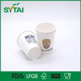 Il commercio all'ingrosso ricicla progetta la tazza per il cliente di tè a gettare del caffè di alta qualità