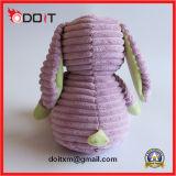 Het purpere Konijntje Gevulde Stuk speelgoed van het Huisdier van het Stuk speelgoed van de Hond