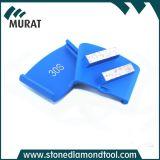 Металлический сегмент конкретных шлифовки алмазов для HTC шлифовального станка