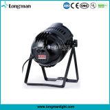 48pcs RGBW 3W LED DMX512 Par 64 Iluminación de escenarios (F600)