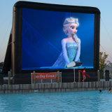 Les meilleurs écrans polychromes de la publicité extérieure des prix SMD P5 P6 P8 P10 pour le signe de route de DEL