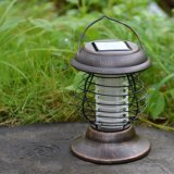 Lampe de tueur de moustique d'énergie solaire de jardin