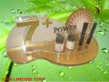 Beauty acrylique Skincare Cosmetic Display Stand Holder avec Logo (C010)
