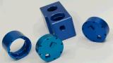 Cnc-maschinell bearbeitende Aluminiumteile verwendet auf Selbstersatzteilen