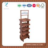 Fixações de Exibição de madeira personalizada