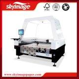 Alta tela de la visión 1800X1600m m/cortadora auto del laser del cuero