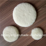 Rodas de polimento de lã lã almofada de feltro
