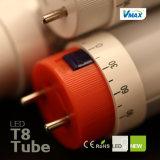 TUV, ETL, SAA 의 세륨, RoHS Cert를 가진 19W T8 LED 관 빛. /T8 LED 관 빛