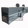TM-vf Autopartes piezas electrónicas de túnel de secado por infrarrojos